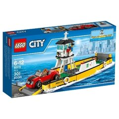 LEGO City Ferry (balsa) - 60119