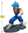 Figure Dragon Ball Super - Vegetto Super Sayajin Blue - Dokkan Battle (diorama) Ref: 29947/29948
