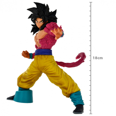 Figure Dragon Ball GT - Goku Super Sayajin 4 - Full Scratch Ref: 20734/20735