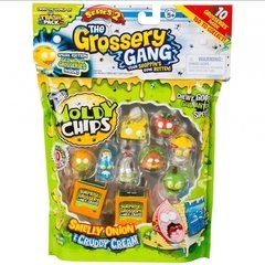 The Grossery Gang Moldy Chips Serie 2 Dtc - 3895