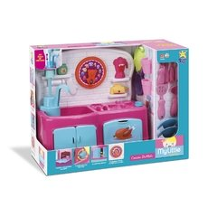 My Little Collection Cozinha Divertida Divertoys - 8055