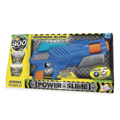 Pistola Power Slime - Acrilex Art Kids