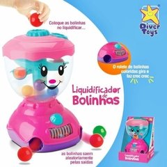 Liquidificador de Bolinhas Divertoys - 8026 na internet