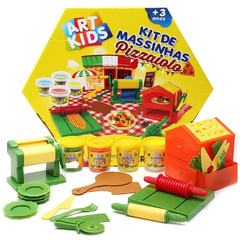 Kit de Massinhas Pizzaiolo - Acrilex
