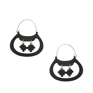Aros Chakana / Earrings #4102 - comprar online
