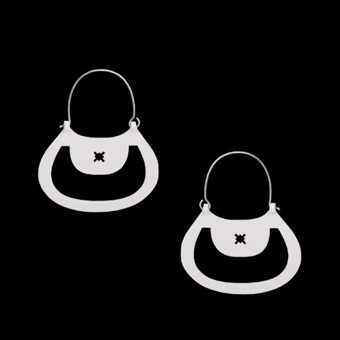 Aros Neuquen / Earrings #4002 - comprar online