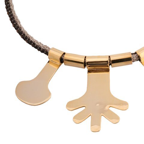 COLLAR ALAS / NECKLESS #2704