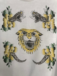 Remera Tigre y Serpiente en internet