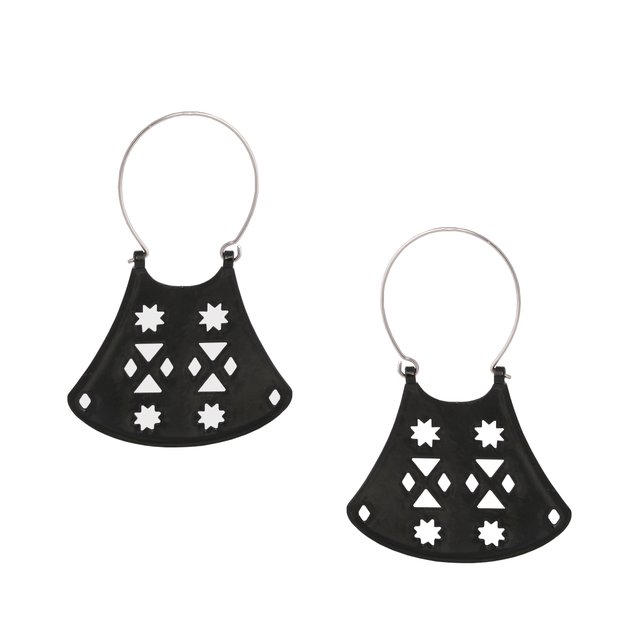 AROS ARAUCANO /EARRINGS sku:3302RA - comprar online