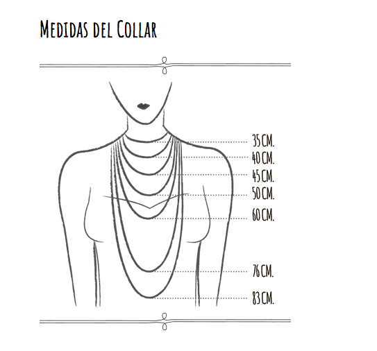COLLAR ALAS sku:2504 - RZstudio