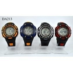 7045d0f249c3 ... Reloj Dakot Sumergible Ideal Natacion C  Luz Y Estuche - Electronics  Telmo ...