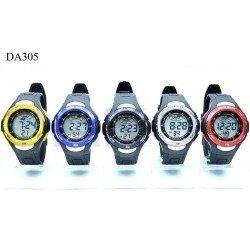 1e4059ab53ad ... Reloj Dakot Sumergible Ideal Natacion C  Luz Y Estuche en internet ...