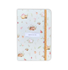 Notebook Medium - Forest Animals - Measures 12x18cm - Customizable Name - buy online
