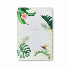 Moleskine Grande - Tropical