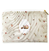Necessaire Animals in Forest - Beige - Measure 23x16cm