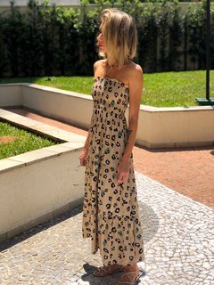 Vestido / Saia Animal Print na internet
