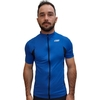 Blusa Ciclista MC New Challenge Azul Royal Masculino - Sol Sports