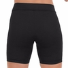 Bermuda Solid Power UV50 Preto Feminino - Muvin - Pepplay Esportes