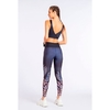 Legging Rever Denim Deep Garden - Live! - Pepplay Esportes