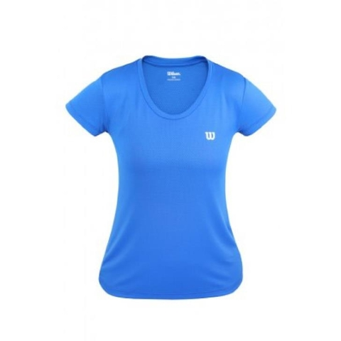 Camiseta Training II Royal Feminina - Wilson