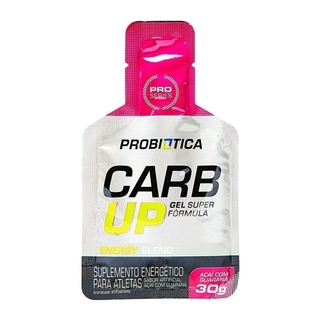 Carb Up Gel Açaí c/ Guaraná - Probiótica