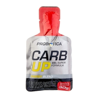 Carb Up Gel Morango - Probiótica
