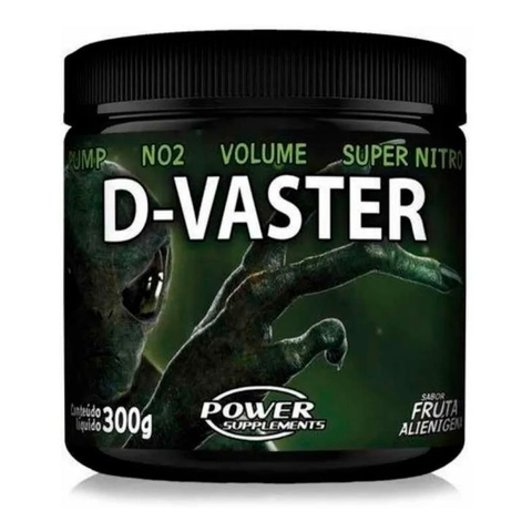 D-Vaster 300g Fruta Alienígena - Power Supplements