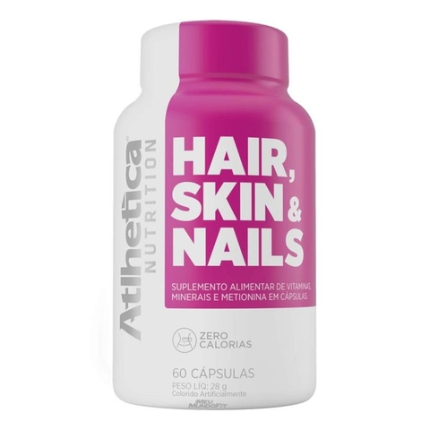 Hair, Skin & Nails 60caps - Atlhetica Nutrition