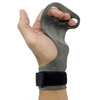 Luva Cross Training Hand Grip Cinza - Skyhill