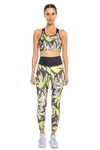 Legging High Performing Estampada Verde - Live! - comprar online
