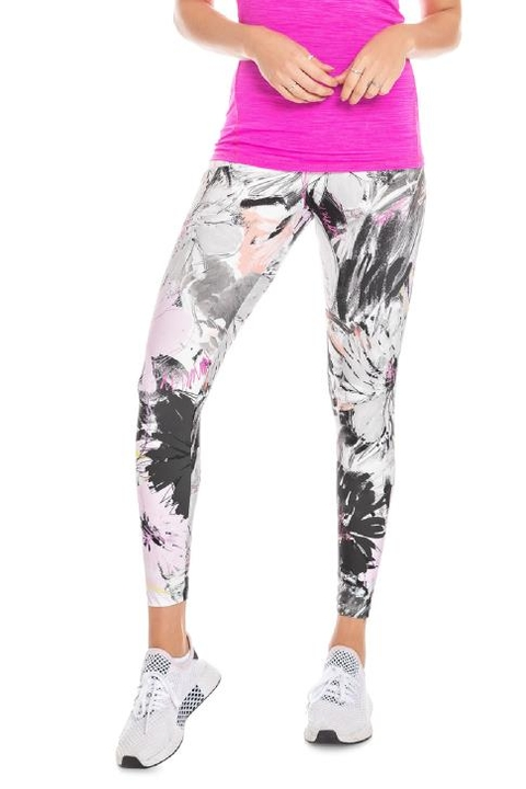 Legging Sketch Flowers Abstract - Live!
