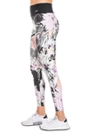 Legging Sketch Flowers Abstract - Live! - loja online