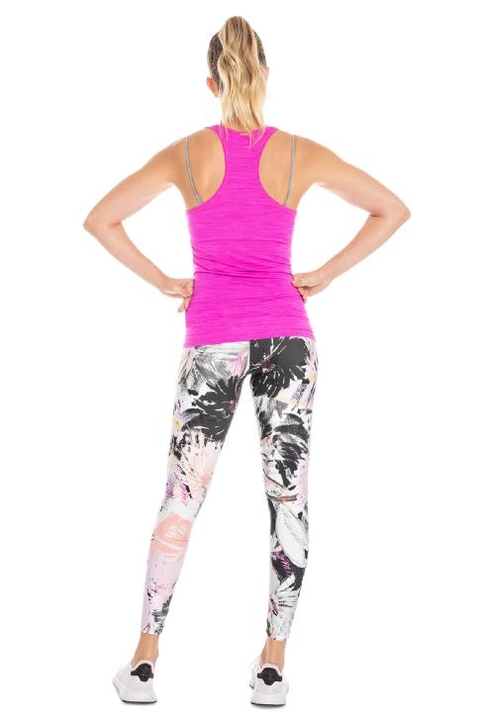 Legging Sketch Flowers Abstract - Live! - comprar online