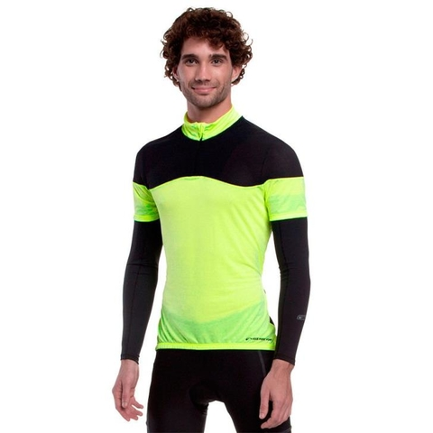 Manguito Basic Preto Unissex - Sol Sports