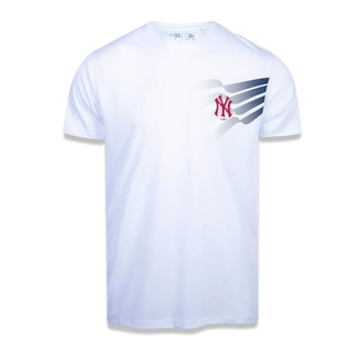 Camiseta Performance One NY Branca - New Era