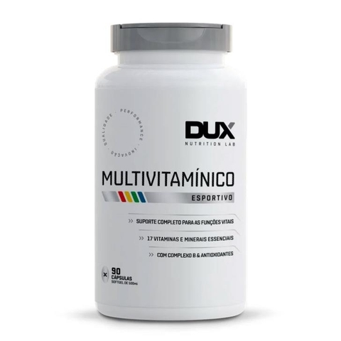 Multivitamínico 90 caps - Dux Nutrition