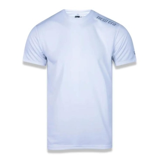 Camiseta Performance Brasil ID Branca - New Era