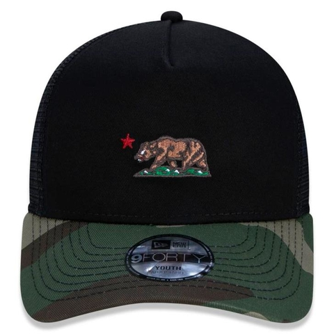 Boné 9Forty Juvenil California Bear Youth - New Era - comprar online
