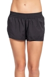 Shorts Color Essential Preto Feminino - Live! - Pepplay Esportes