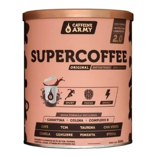 Super Coffee 220g - Caffeine Army