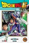 Dragon Ball Super - Tomo 10