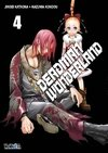 Deadman Wonderland  - Tomo 4