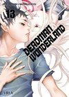 Deadman Wonderland - Tomo 13