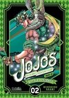 Jojo's Bizarre Adventure : Battle Tendency  - Tomo 2