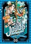 Jojo's Bizarre Adventure Part 3: Stardust Crusaders Tomo 3