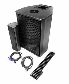 Sistemas Line Array Portable Activo STS Touring Series Suono4