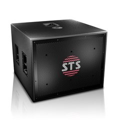 Subwoofer Activo STS Touring Series Concerto INFRASUB+