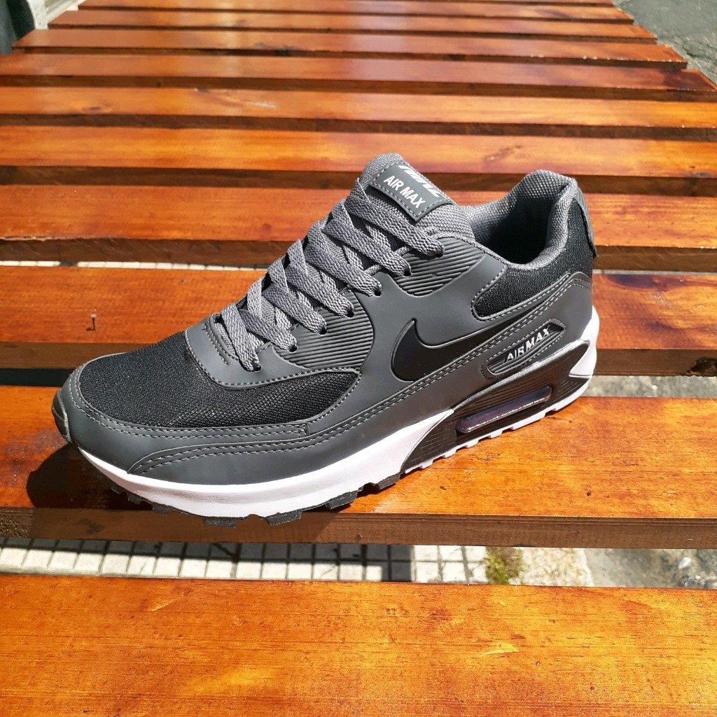 A veces Anuncio campana  Nike Air Max 90 Grafite/preto - Comprar em Tenis Mogi