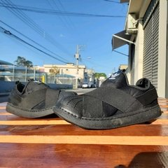 Adidas Slip On Todo Preto na internet