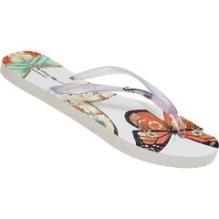 Chinelo Gardens Butterfly Chicca Morena - comprar online